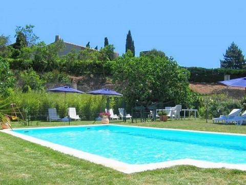 Location g te aude avec piscine ventenac cabard s 8 km for Gite aude piscine