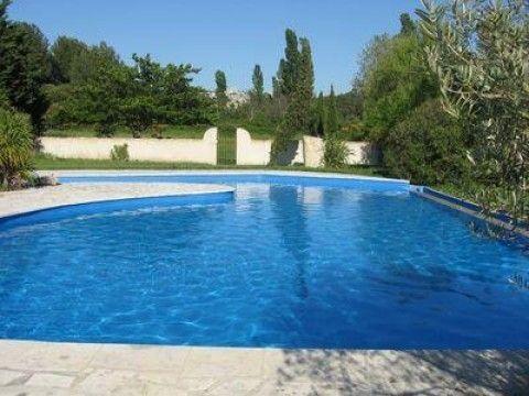 Gite baux de provence avec piscine les alpilles for Gites bouches du rhone avec piscine