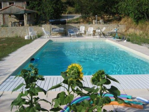 Location gite dr me avec piscine aouste sur sye ferme for Gite drome piscine