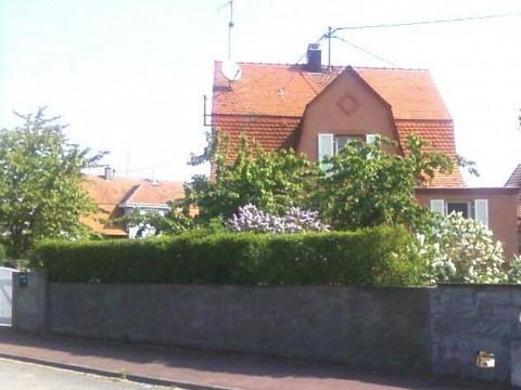 Location g te alsace ungersheim haut rhin 11 km guebwiller 9 km soultz - Terrasse et jardin haut rhin mulhouse ...