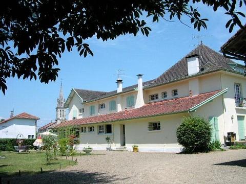 Chambres d 39 h tes landes avec piscine bnb saint jean de lier villa cantelutz - Chambre d hote saint jean de luz pas cher ...