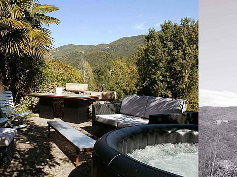 Gite gard avec piscine cros 25 km anduze le mas des - Le mas des pots rouges ...