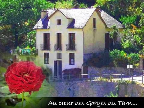 Location Gite Sainte Enimie Lozere Gorges Du Tarn 28 Km Mende
