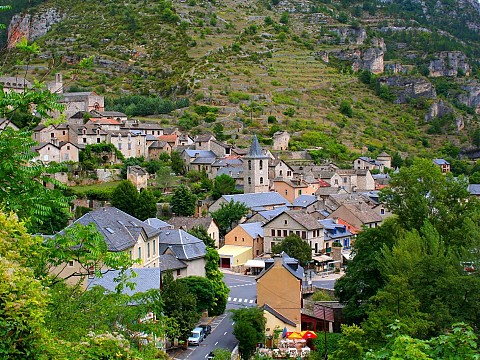 Gite Rural Sainte Enimie Lozere Gorges Du Tarn