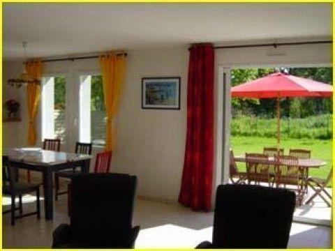 Location villa morbihan saint philibert 10 km auray 6 for Philibert salon de provence