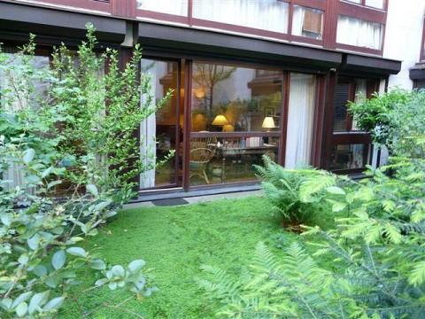 Appartement vacances paris 5 me quartier latin proche du for Appartement avec jardin