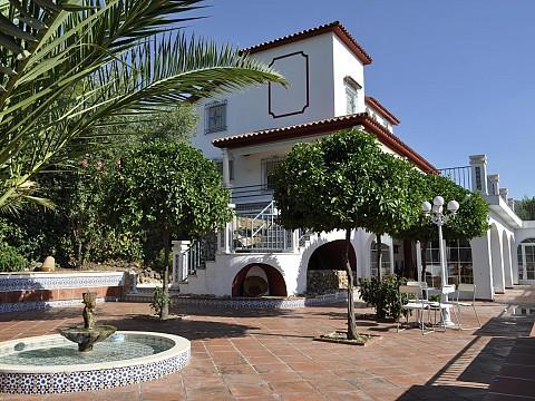 Villa avec piscine en andalousie carcabuey cordoue 11 km priego de cordoba - Casa rural carcabuey ...