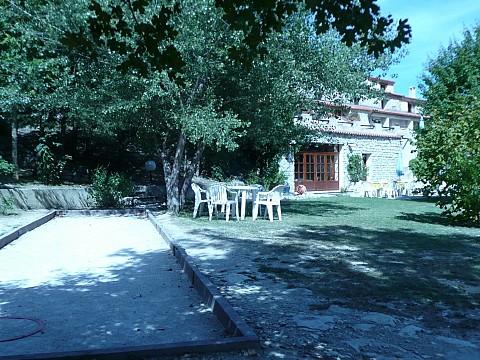 Location vacances en haute provence avec piscine val de for Camping alpes hautes provence avec piscine