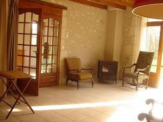 locations vacances Cottage Indre Countryside à LYE