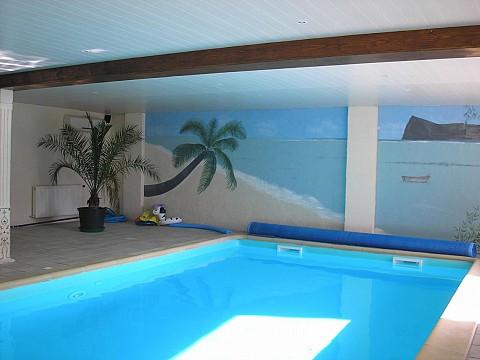 Gite avec piscine liettres pas de calais 5 km aire sur for Gite nord pas de calais avec piscine