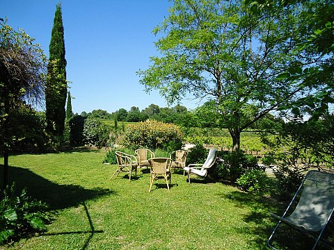 Location gite gard avec piscine pougnadoresse proche for Camping pont du gard avec piscine