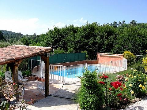 Chambre d 39 h tes provence avec piscine chauff e bnb - Chambre d hote avec piscine chauffee ...