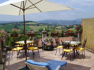 locations vacances Bed and breakfast Umbria Countryside à RIPA (Perugia)