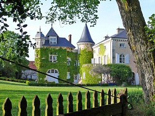 locations vacances Bed and breakfast Indre Countryside à INGRANDES
