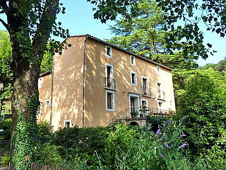 locations vacances Bed and breakfast Gard Countryside à VALLERAUGUE