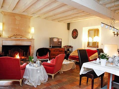 Chambres d 39 h tes avec jacuzzi val de loire bnb loir et cher - Chambres et tables d hotes dans le gers ...