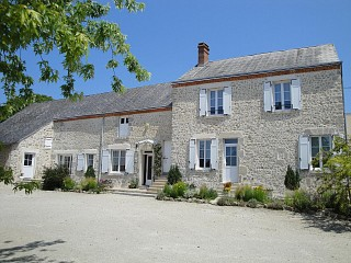 locations vacances Bed and breakfast Loiret Countryside à DONNERY