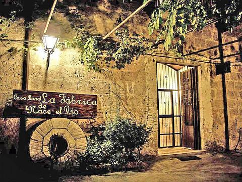 Casa rural Nacelrio