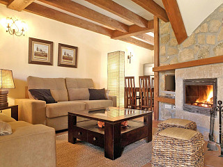 locations vacances Cottage Castilla y Leon Mountain à NAVACEPEDILLA DE CORNEJA - Avila