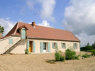 locations vacances Cottage Allier Countryside à PARAY-LE-FRESIL