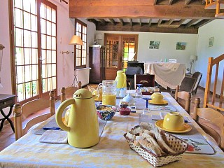 locations vacances Bed and breakfast Eure Countryside à GISAY-LA-COUDRE