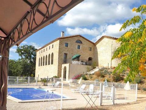 Location gite gard avec piscine dans les c vennes saint privat des vieux - Gite dans les landes avec piscine ...