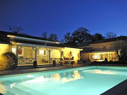 Chambres d 39 h tes en loire atlantique avec piscine port - Chambre d hotes en alsace avec piscine ...