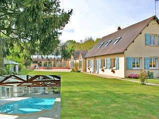 locations vacances Bed and breakfast Eure-et-Loir Countryside à VER-LES-CHARTRES