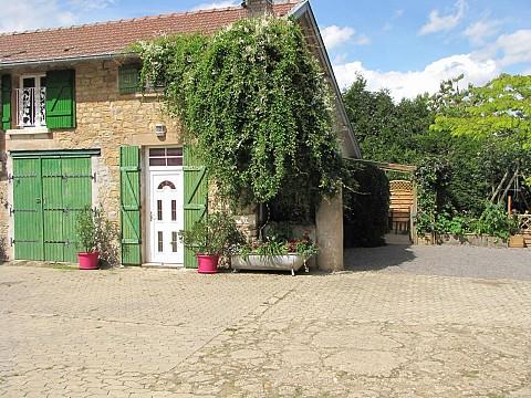 Gite en lorraine gite de la seille l tricourt meurthe et moselle 25 km pont mousson - Maison de jardin pour fille metz ...