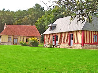 locations vacances Cottage Calvados Countryside à SAINT-GERMAIN-DE-LIVET