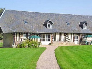 locations vacances Bed and breakfast Calvados Countryside à ANNEBAULT