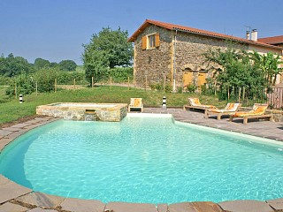 locations vacances Bed and breakfast Rhône Countryside à SARCEY