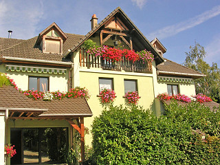 locations vacances Bed and breakfast Bas-Rhin Countryside à KINTZHEIM