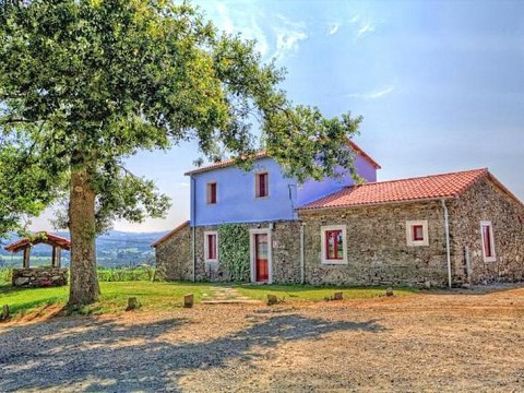 Gite rural galice arzua la corogne chemin de st for Casas rurales galicia