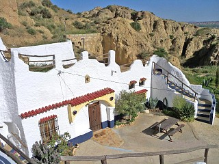 locations vacances Cottage Andalucia Countryside à GUADIX - Granada