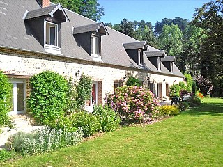 locations vacances Bed and breakfast Seine-Maritime Countryside à DAUBEUF-SERVILLE
