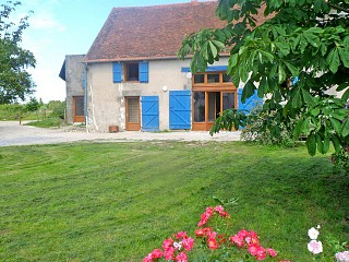 locations vacances Bed and breakfast Allier Countryside à SOUVIGNY