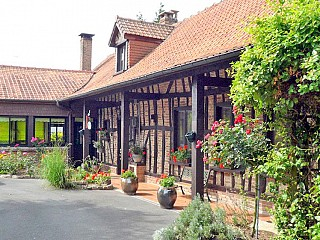 locations vacances Bed and breakfast Somme Countryside à FLESSELLES