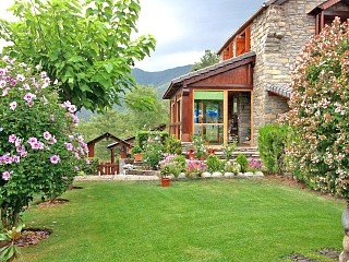 locations vacances Bed and breakfast Aragon Mountain à SIESTE - Huesca