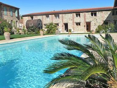 G te prades pyr n es orientales spa sauna hammam - Gite pyrenees orientales avec piscine ...