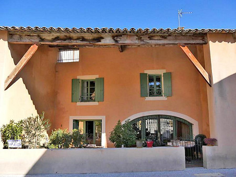 Chambres d\'hôtes Vaucluse, bnb à Villedieu, proches Vaison la ...