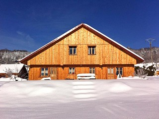 locations vacances Bed and breakfast Doubs Mountain à DOMMARTIN