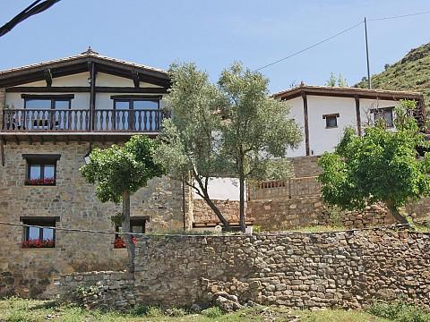 Gite la rioja espagne proche pays basque espagnol et logro o - Casa paz logrono ...