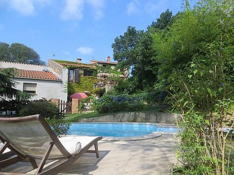 Location g te pyr n es orientales avec piscine pr s de - Gite pyrenees orientales avec piscine ...