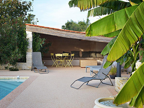Location g te vend e avec piscine marais poitevin 5 km for Camping marais poitevin avec piscine
