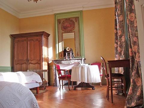 Chambres d 39 h tes avec piscine fresville en cotentin bnb manche 12 km valognes - Chambres d hotes cotentin ...