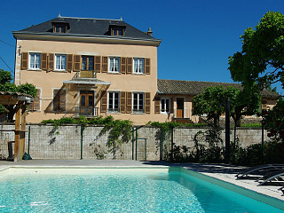 locations vacances Bed and breakfast Rhône Countryside à TAPONAS