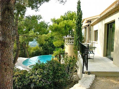 Chambres d 39 h tes cavaillon bnb vaucluse avec piscine 20 for Chambres d hotes vaison la romaine avec piscine