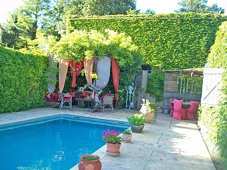 locations vacances Bed and breakfast Vaucluse Countryside à MONTEUX