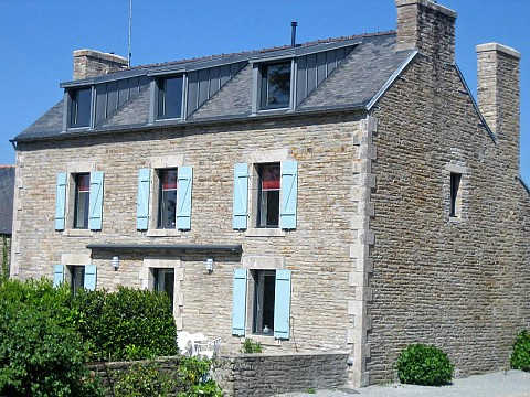 Chambre d 39 h tes la for t fouesnant finist re 9 km for Maison hote finistere